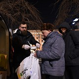 Cooperating with the Orthodox Church of Ukraine, While Touching the Lives of People in Kyiv, UA
