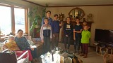 Youth of St. Mary's Parish of New Britain, CT Ministers to the Elderly